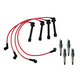 1AETK00019-1997-01 Nissan Altima Spark Plugs & Ignition Wires Kit