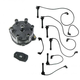 1AETK00005-1995-97 Honda Accord Spark Plug Wires  Distributor Cap  & Rotor Kit