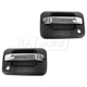 1ADHS01327-Ford F150 Truck Exterior Door Handle Pair