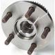1ASHF00078-1989-90 Wheel Bearing & Hub Assembly Front
