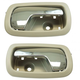 1ADHS01300-Chevy Cobalt Pontiac G5 Interior Door Handle Rear Pair