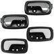 1ADHS01302-Chevy Cobalt Pontiac G5 Interior Door Handle