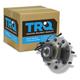 1ASHF00047-Ford Wheel Bearing & Hub Assembly