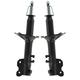 1ASSP00234-Nissan 200SX Sentra Strut Assembly Front Pair