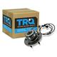 1ASHF00093-2000-01 Dodge Ram 1500 Truck Wheel Bearing & Hub Assembly Front  TRQ BHA53955