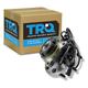 1ASHF00092-Ford Wheel Bearing & Hub Assembly
