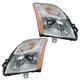 1ALHP01026-2010-12 Nissan Sentra Headlight Pair