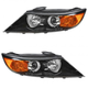 1ALHP01028-2011-13 Kia Sorento Headlight Pair