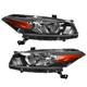 1ALHP01015-2011-12 Honda Accord Headlight Pair