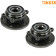 TKSHS00394-Wheel Bearing & Hub Assembly Front Pair Timken 513253
