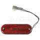 1ALPK00866-1996-00 Toyota Rav4 Side Marker Light Rear Driver Side