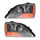 1ALHP01003-Kia Sorento Headlight Pair