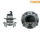 TKSHS00383-2001-06 Lexus LS430 Wheel Bearing & Hub Assembly Front Pair  Timken HA593550