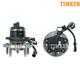 TKSHS00382-Ford Thunderbird Lincoln LS Wheel Bearing & Hub Assembly Front Pair  Timken HA590213