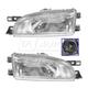 1ALHP01079-1997-98 Subaru Impreza Headlight Pair