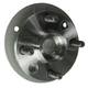 1ASHF00031-Wheel Bearing & Hub Assembly Front