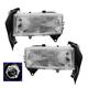 1ALHP01074-Dodge Dakota Durango Headlight Pair