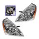 1ALHP01073-Kia Sedona Headlight Pair