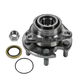 1ASHF00036-Wheel Bearing & Hub Assembly Front