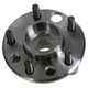 1ASHF00020-Wheel Bearing & Hub Assembly Front