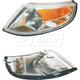1ALPK00884-1999-01 Saab 9-5 Corner Light Driver Side