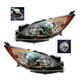 1ALHP01062-2012-13 Mazda 3 Headlight Pair