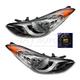 1ALHP01055-Hyundai Elantra Headlight Pair