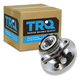 1ASHF00010-Wheel Bearing & Hub Assembly