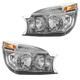 1ALHP01058-2006-07 Buick Rendezvous Headlight Pair