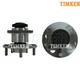 TKSHS00370-Wheel Bearing & Hub Assembly Front Pair Timken 513019
