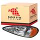 1ALHL00673-1999-05 Pontiac Grand Am Headlight Driver Side