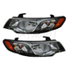 1ALHP01050-2010-13 Kia Forte Koup Headlight Pair