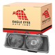 1ALHL00671-BMW Headlight Passenger Side