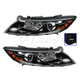 1ALHP01044-2011 Kia Optima Headlight Pair