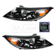 1ALHP01049-2011-12 Kia Sportage Headlight Pair