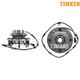 TKSHS00379-2003-05 Dodge Wheel Bearing & Hub Assembly Front Pair  Timken HA590032