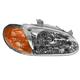 1ALHL00686-1998-01 Kia Sephia Headlight