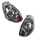 1ALHP01040-2005-06 Infiniti G35 Headlight Pair