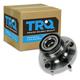 1ASHF00008-Dodge Ram 1500 Truck Wheel Bearing & Hub Assembly Front  TRQ BHA53893