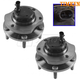 TKSHS00375-2004-06 Pontiac GTO Wheel Bearing & Hub Assembly Front Pair Timken HA590007  HA590006
