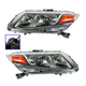 1ALHP01084-2012 Honda Civic Headlight Pair