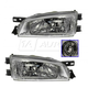 1ALHP01080-1999-01 Subaru Impreza Headlight Pair