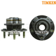 TKSHS00374-Wheel Bearing & Hub Assembly Front Pair Timken 513190