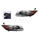 1ALHP01087-2011-13 Kia Optima Hybrid Headlight Pair