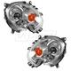1ALHP01093-Mini Headlight Pair