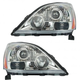 1ALHP01120-2003-09 Lexus GX470 Headlight Pair