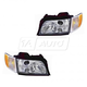1ALHP01123-Audi A6 A6 Quattro S6 Headlight Pair
