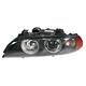 1ALHL00763-2001-03 BMW Headlight  Hella 008052111