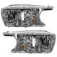 1ALHP01138-2004-07 Buick Rainier Headlight Pair