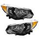 1ALHP01135-Subaru Impreza XV Crosstrek Headlight Pair